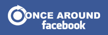 ONCE AROUND facebook